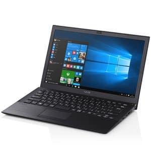 VAIO 13.3-inch notebook PC VAIO S13 Black (Office Home & Business Premium Plus Office 365) VJS13190111B