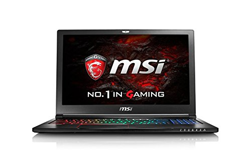 MSI Gaming PC laptop GS63VR 6RF Stealth Pro GS63VR-6RF-002JP 15.6 inch