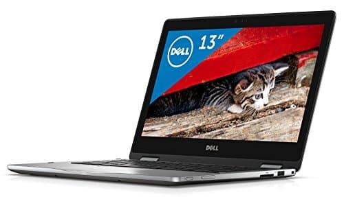 Dell 2in1 laptop Inspiron 13 7378 Core i5 model 17Q31 / Windows10 / 13.3 inch FHD / 8GB / 256GB SSD