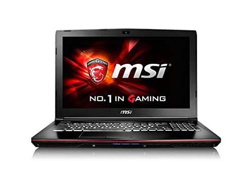 MSI Gaming PC laptop GE62 6QC Apache GE62-6QC-1289JP 15.6 inches
