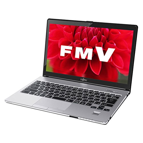 Fujitsu laptop FMV LIFEBOOK SH90 / T sparkling black (touch panel corresponding) (Office Home and Business Premium equipped) FMVS90TB