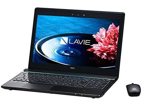 NEC LAVIE Note Standard – NS850 / BAB Crystal Black PC-NS850BAB