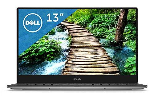 Dell laptop mobile XPS 13 Core i7 model 16Q35 / Windows10 / 13.3 inch / 8GB / 256GB SSD / Silver