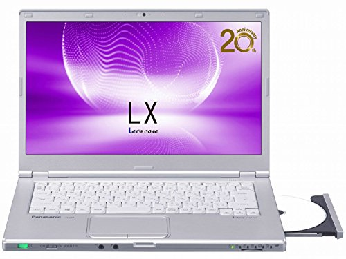 Panasonic CF-LX5XD9QR Lets note LX Series Silver