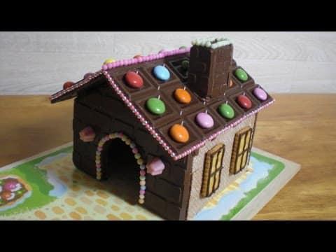 Meiji Chocolate house making kit – October 12th, 2012