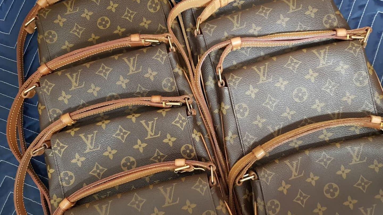 Buy luxury leather goods in Japan